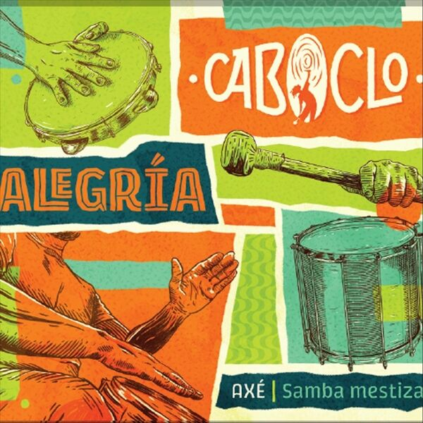 Cover art for Alegría